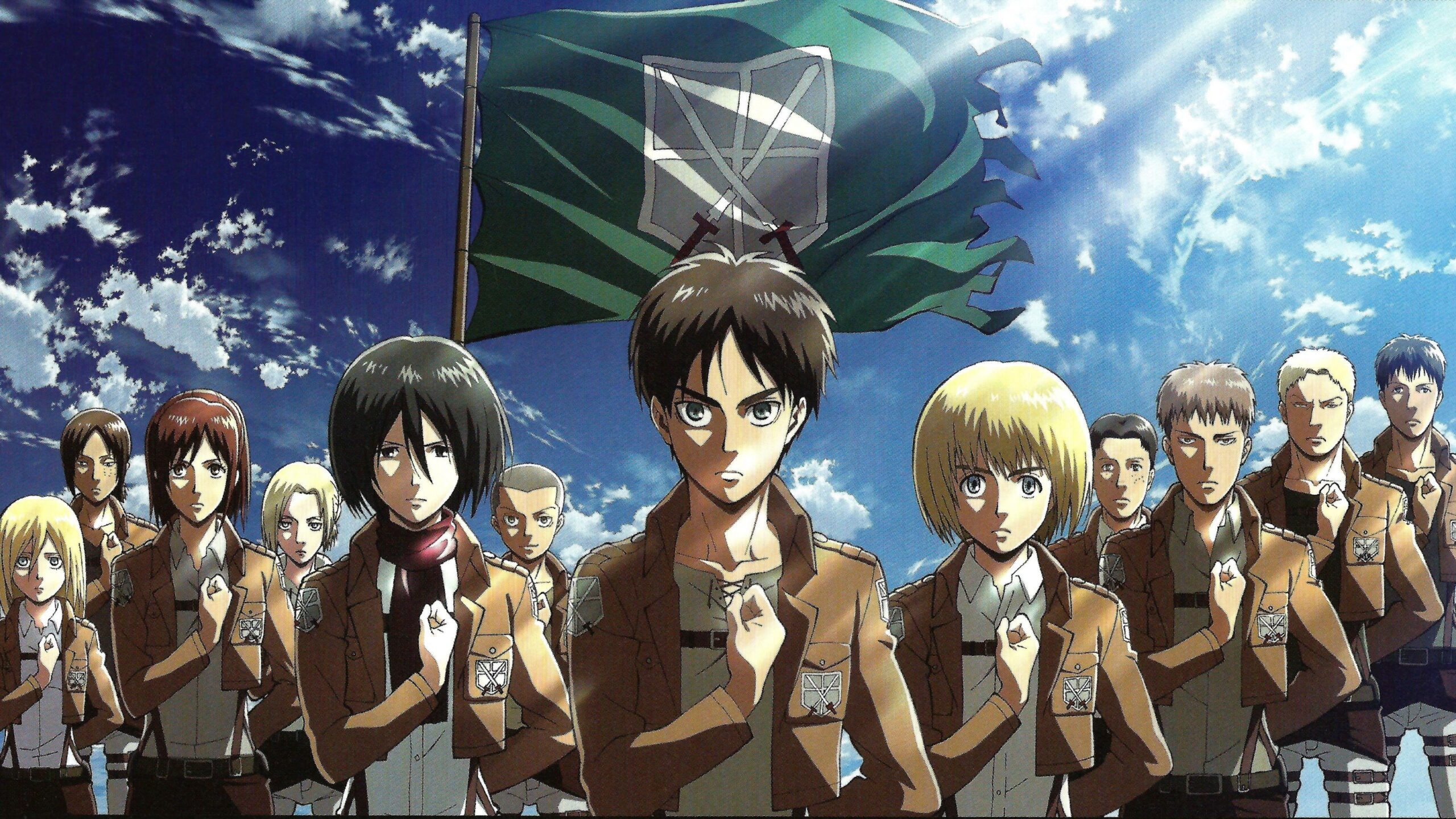 Download Anime Attack On Titan Pictures And Wallpapers Attack On Titan Wallpaper The Zero